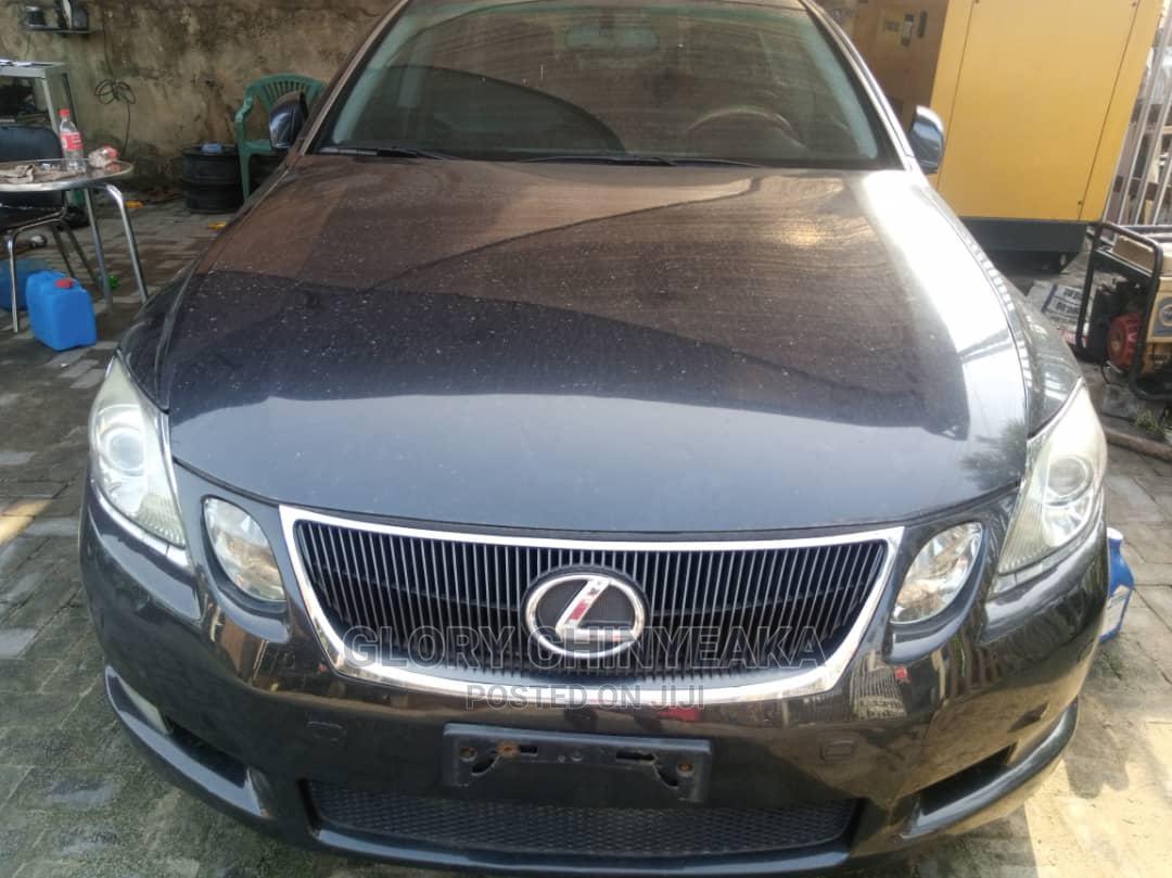 Archive: Lexus GS 2007 Gray