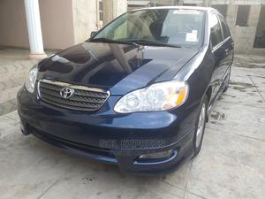 Toyota Corolla 2007 S Blue | Cars for sale in Lagos State, Ojodu