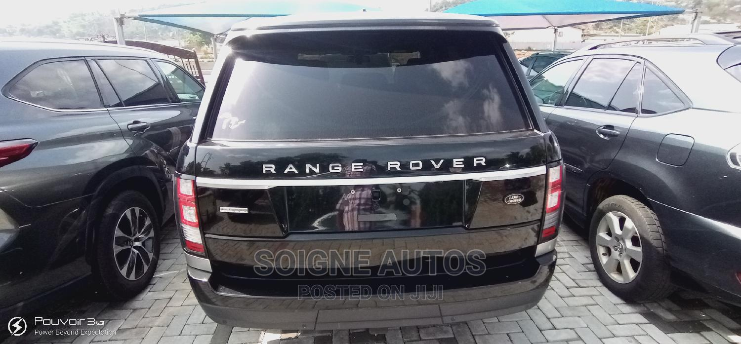 Land Rover Range Rover Sport 2015 Black | Cars for sale in Gwarinpa, Abuja (FCT) State, Nigeria