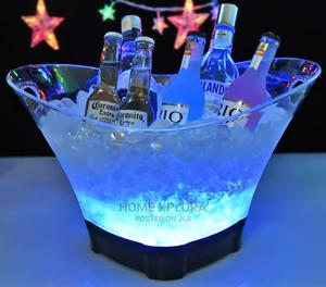 Champagne LED Light Bucket/Bowl | Kitchen & Dining for sale in Lagos State, Lagos Island (Eko)