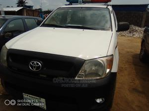 Toyota Hilux 2007 White   Cars for sale in Rivers State, Port-Harcourt