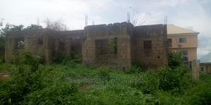 A Plot of Land With an Uncompleted 4 Flats for Sale   Land & Plots For Sale for sale in Ibadan, Akobo