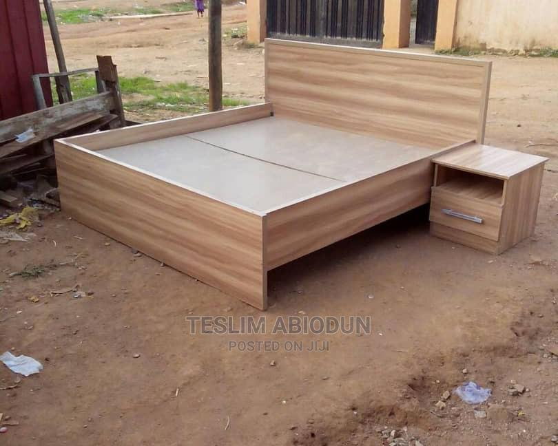 Bed Frame and Bed Side