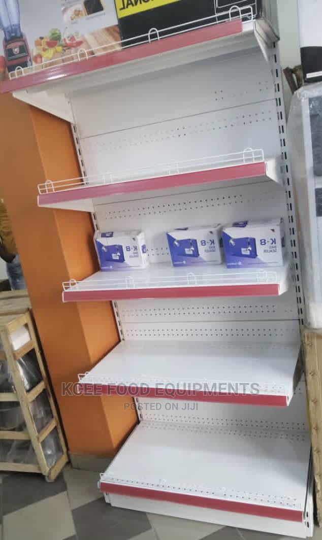 Top Grade Single Sided Supermarket Shelf