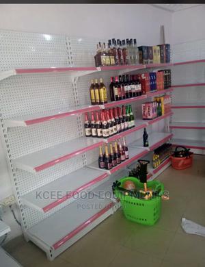High Quality Supermarket Shelf Single | Store Equipment for sale in Kaduna State, Kaduna / Kaduna State