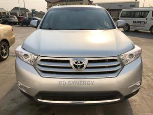 Toyota Highlander 2012 Limited Silver | Cars for sale in Lagos State, Ojodu