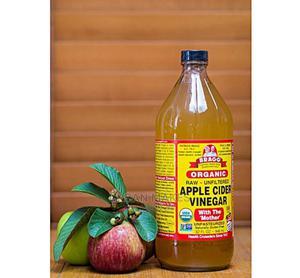 Bragg Organic Raw Apple Cider Vinegar 16 Oz. | Vitamins & Supplements for sale in Lagos State, Gbagada