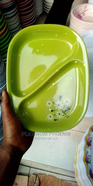 Divided Unbreakable Plate | Kitchen & Dining for sale in Oyo State, Ibadan