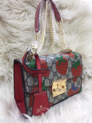 Gucci Classic Quality Designer Handbag Gucci Bags for Ladies   Bags for sale in Lagos State, Ikeja