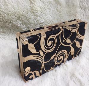 Quality Designer Women's Clutch Purse. Black Clutch Purse   Bags for sale in Lagos State, Ikeja