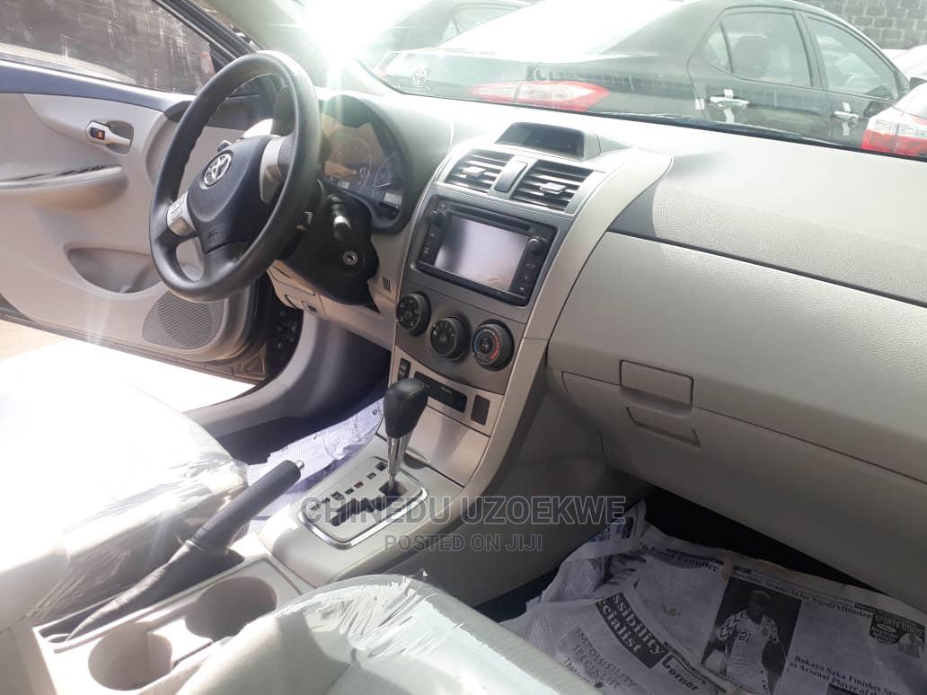 Toyota Corolla 2013 Black   Cars for sale in Apapa, Lagos State, Nigeria
