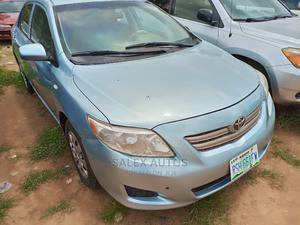 Toyota Corolla 2010 Blue | Cars for sale in Kaduna State, Kaduna / Kaduna State