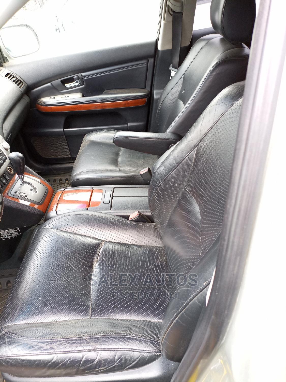 Archive: Lexus RX 2007 350 Other