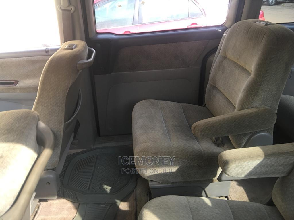 Archive: Honda Odyssey 1998 Gray
