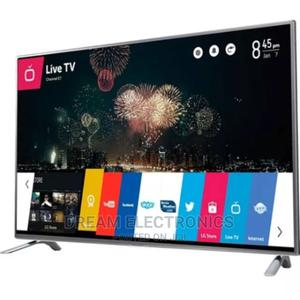 LG 43 Inch Smart TV | TV & DVD Equipment for sale in Lagos State, Ikoyi