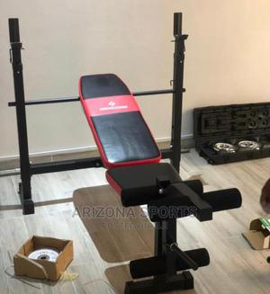 Bench Press American Fitness | Sports Equipment for sale in Lagos State, Agboyi/Ketu