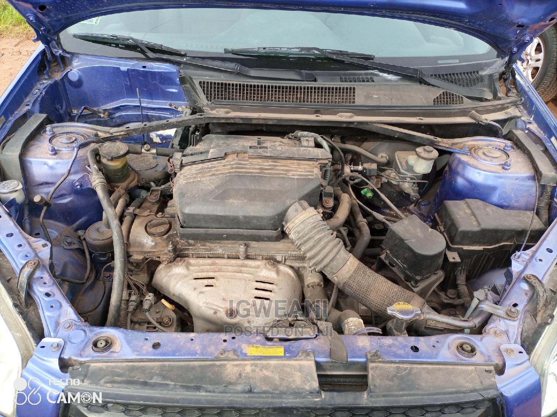 Archive: Toyota RAV4 2003 Automatic Purple