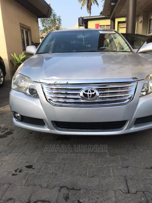 Toyota Avalon 2008 Silver | Cars for sale in Lagos State, Surulere