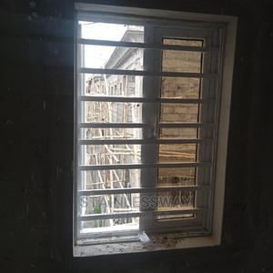 Casement Window With Burglary (02) | Windows for sale in Abuja (FCT) State, Jahi