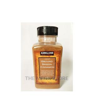 Kirkland Signature Ground Saigon Cinnamon Powder Spice   Meals & Drinks for sale in Lagos State, Surulere