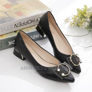 Block Office Cover Toe Shoe | Shoes for sale in Lagos State, Gbagada
