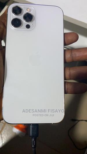 New Apple iPhone 12 Pro Max 128GB Silver | Mobile Phones for sale in Ogun State, Ijebu