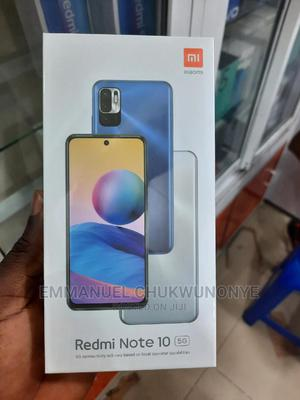 New Xiaomi Redmi Note 10 128 GB Silver | Mobile Phones for sale in Lagos State, Ikeja