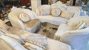 High Quality Turkish Royal Sofa Set   Furniture for sale in Lagos State, Isolo