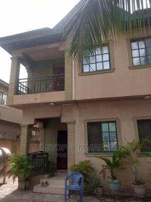 Furnished 5bdrm Duplex in Labak Estate, New Oko Oba for Sale | Houses & Apartments For Sale for sale in Agege, New Oko Oba