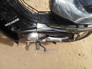 Jincheng JC 110-9 2017 Black   Motorcycles & Scooters for sale in Oyo State, Ibadan