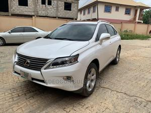 Lexus RX 2015 350 AWD White | Cars for sale in Oyo State, Ibadan