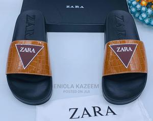 High Quality Designer Zara Slippers Available 4 U Right Now   Shoes for sale in Lagos State, Lagos Island (Eko)