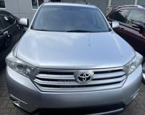 Toyota Highlander 2011 Silver   Cars for sale in Lagos State, Ikeja