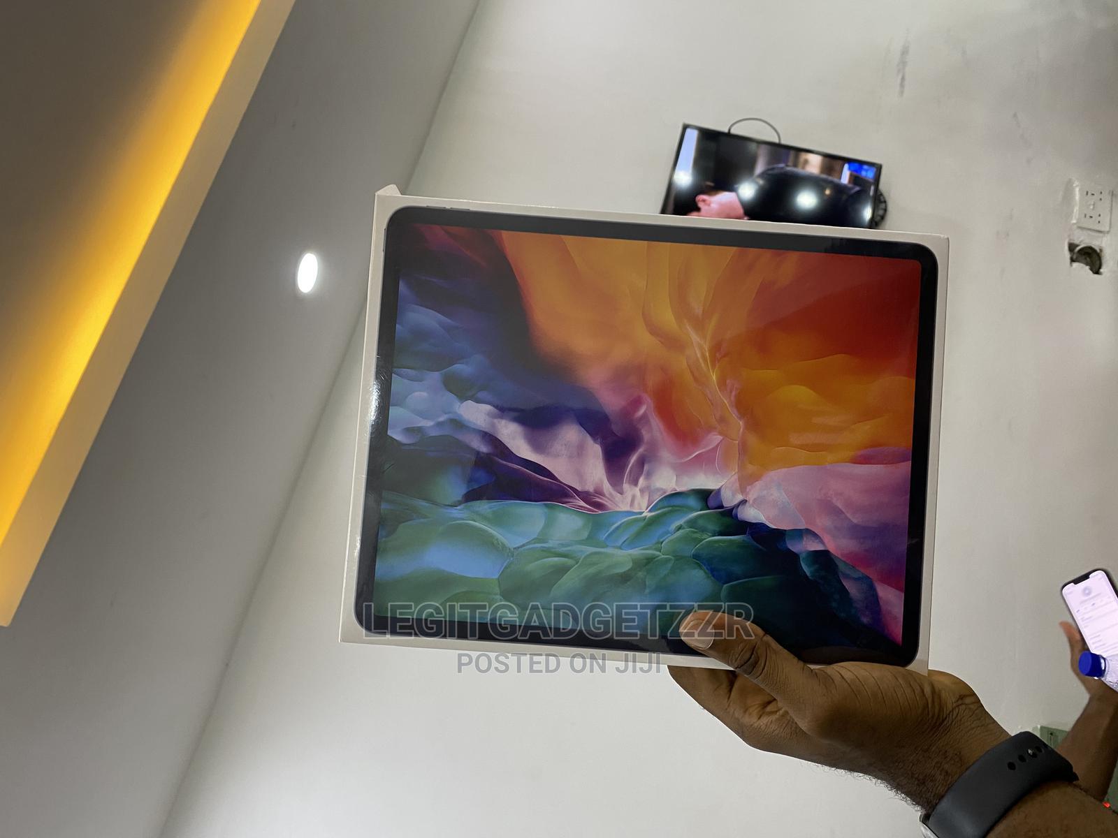 New Apple iPad Pro 12.9 (2020) 512 GB
