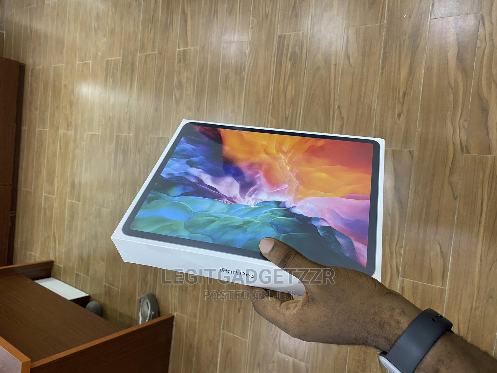 New Apple iPad Pro 12.9 (2020) 512 GB | Tablets for sale in Ikoyi, Lagos State, Nigeria