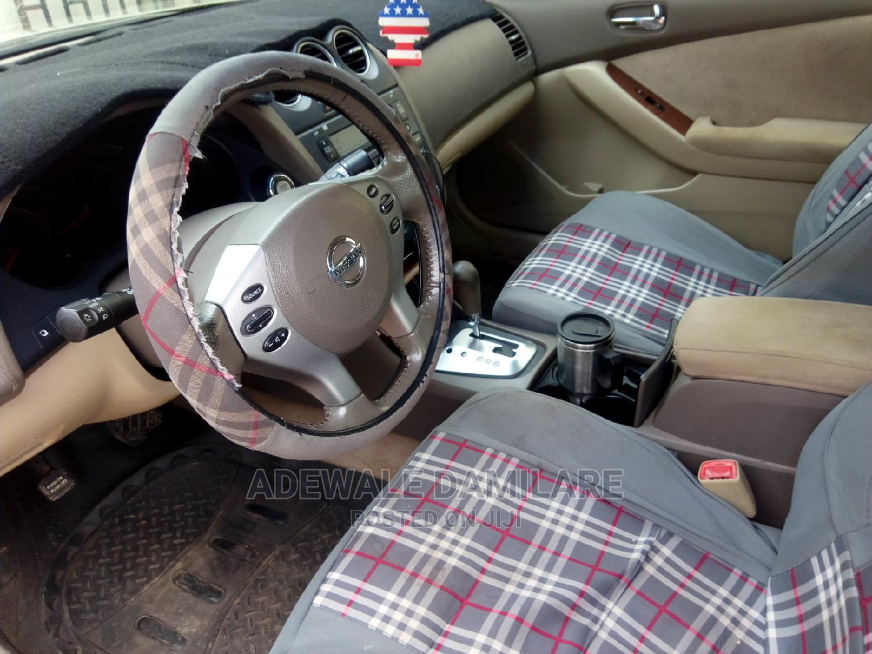 Archive: Nissan Altima 2007 Gray
