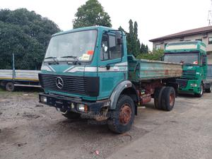 Mercedes Truck 1717 Tipper With Axillary | Trucks & Trailers for sale in Lagos State, Apapa