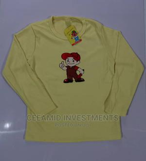 Children's Long Sleeve T-Shirt | Children's Clothing for sale in Lagos State, Alimosho