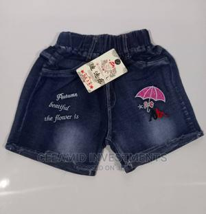 Girls Shorts Jeans | Children's Clothing for sale in Lagos State, Alimosho