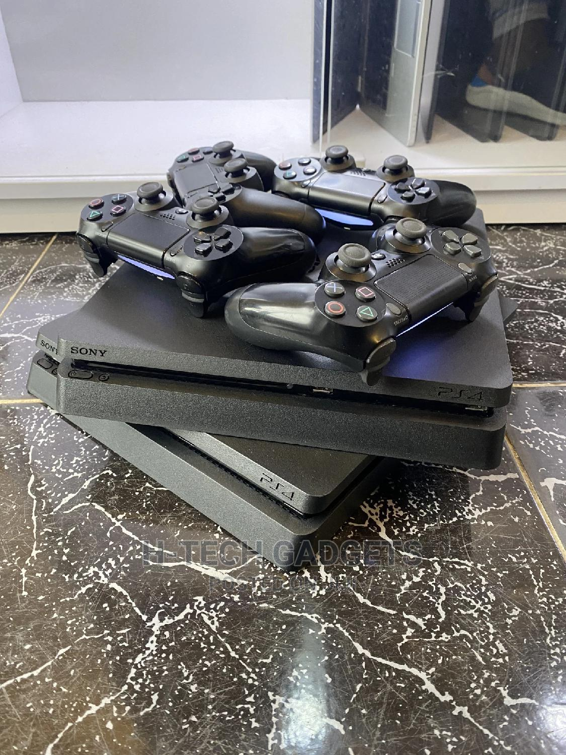 Playstation 4 Console   Video Game Consoles for sale in Ikeja, Lagos State, Nigeria