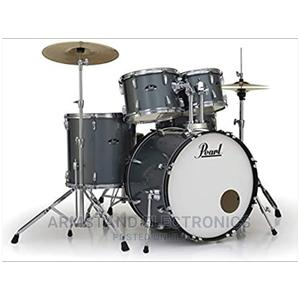 Drum Set Pearl Roadshow 5-Piece   Musical Instruments & Gear for sale in Lagos State, Surulere