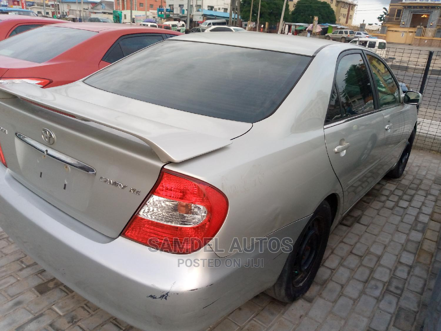 Toyota Camry 2003 Silver   Cars for sale in Ajah, Lagos State, Nigeria
