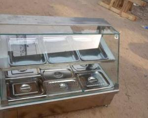 10 Plates Food Warmer | Restaurant & Catering Equipment for sale in Abuja (FCT) State, Kubwa