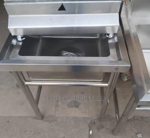 Single Bowl Stainless Sink | Restaurant & Catering Equipment for sale in Lagos State, Lagos Island (Eko)