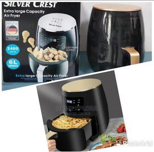 Silver Crest 6 Litres Digital Air Fryer | Kitchen Appliances for sale in Lagos State, Lagos Island (Eko)
