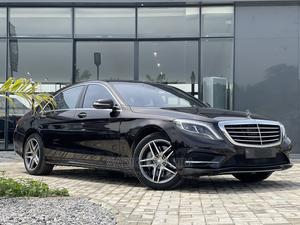 Mercedes-Benz S Class 2015 S 500 (W222) Brown   Cars for sale in Abuja (FCT) State, Central Business District