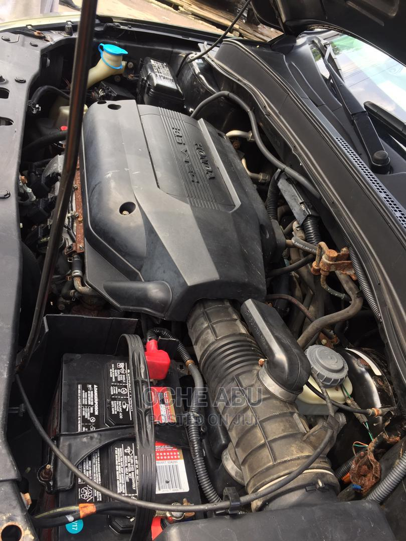 Honda Pilot 2004 EX-L 4x4 (3.5L 6cyl 5A) Black   Cars for sale in Ikoyi, Lagos State, Nigeria