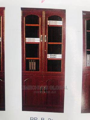 2door Bookcase for Offices, Students and Personal Use | Furniture for sale in Lagos State, Epe