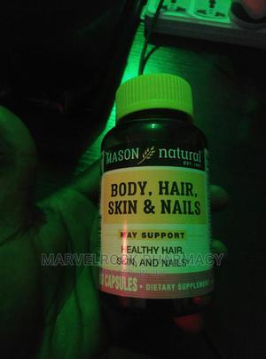 Mason Natural, Body Hair Skin Nails Beauty Formula | Skin Care for sale in Abuja (FCT) State, Wuse 2