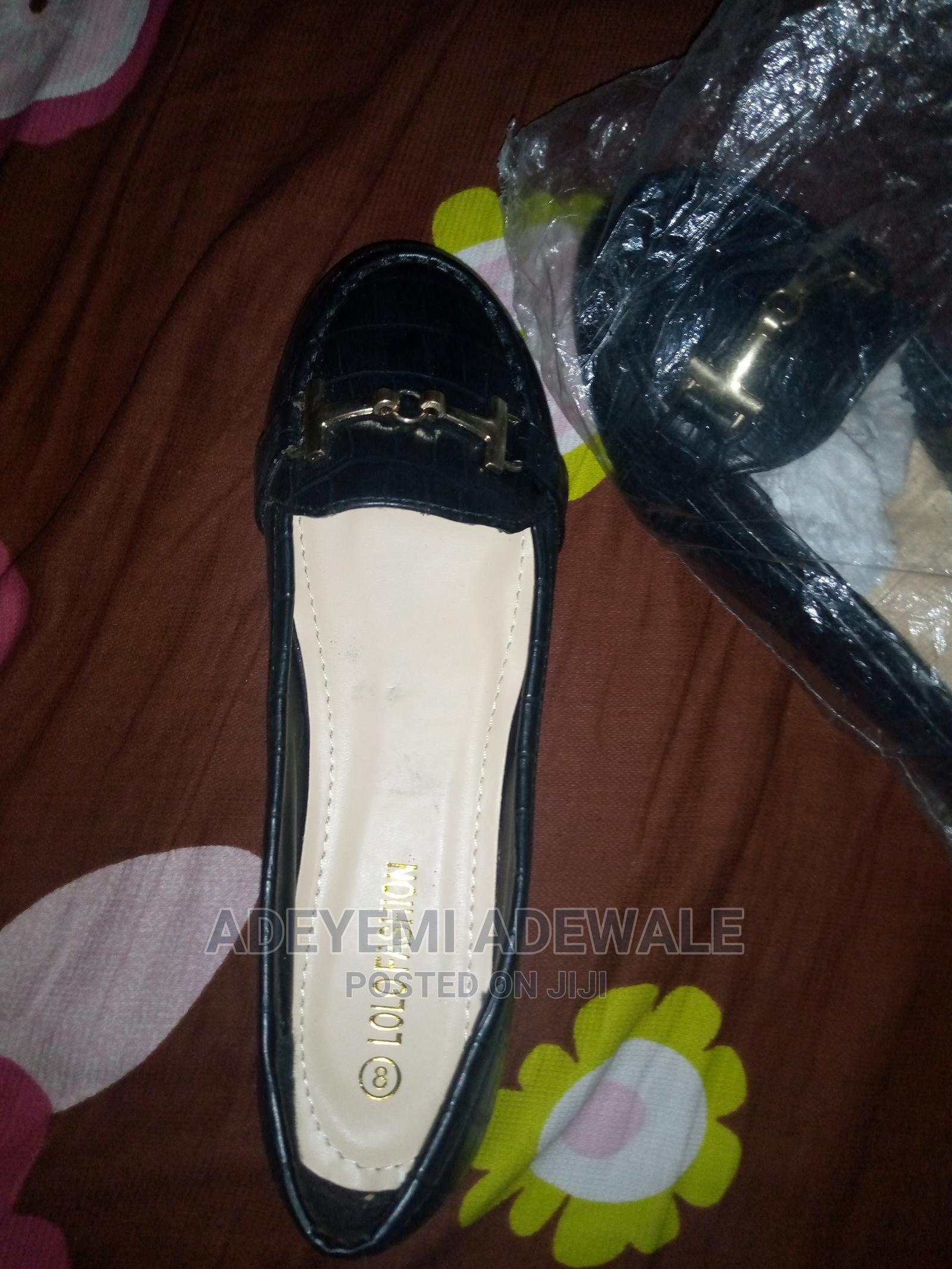 Archive: Brandnew Female Court Shoe( Size 38)